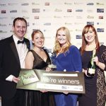 Callan Dental at awards